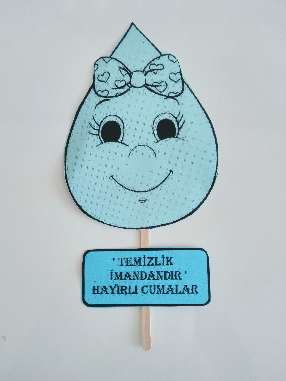 """""""TEMİZLİK İMANDANDIR"""" HADİSİ ETKİNLİĞİ"""