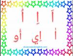 Kur'an Harfleri Çalışma Sayfaları – Uzatma