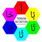 TENVİN İLE İLGİLİ ÇALIŞMA SAYFASI -İKİ ÜSTÜN