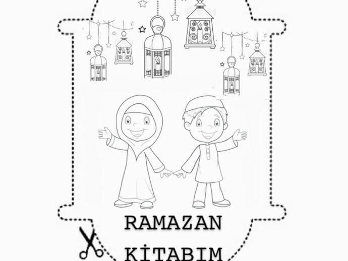 Ramazan Kitabım – Ramazan Boyama Etkinliği<br>